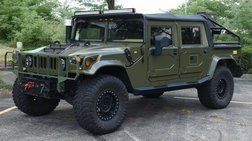 1997 AM General Hummer H1