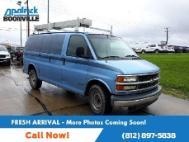 1996 Chevrolet Chevy Cargo Van G2500