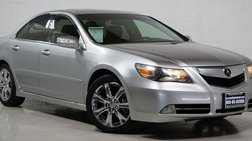 2010 Acura RL Technology