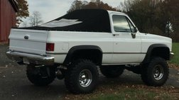 1988 Chevrolet Blazer chrome and black