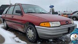 1991 Ford Escort LX