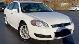 2014 Chevrolet Impala Limited LTZ Fleet