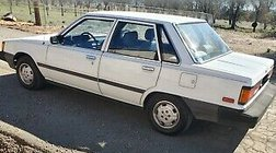 1984 Toyota Camry Deluxe