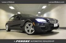 2014 BMW 6 Series 650i xDrive Gran Coupe