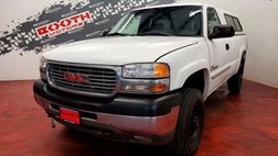 2004 GMC Sierra 2500 Base