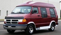 2002 Dodge Ram Van 1500 Hightop Conversion Van High top