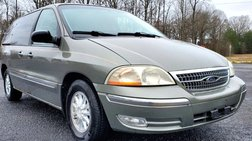 2000 Ford Windstar 4dr LTD