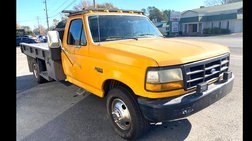 1995 Ford F-350 XL Reg. Cab DRW/SRW 2WD