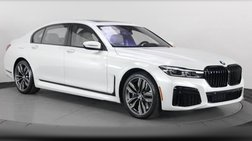 2020 BMW 7 Series M760i xDrive