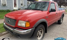 2001 Ford Ranger Pickup 4D