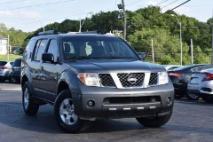 2007 Nissan Pathfinder S
