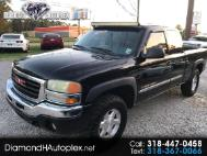 2005 GMC Sierra 1500 Ext. Cab Short Bed 4WD
