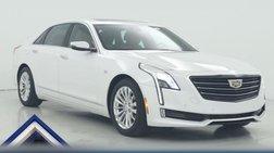 2017 Cadillac CT6 2.0T Luxury