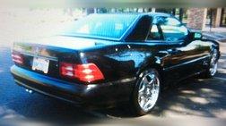 1997 Mercedes-Benz SL-Class 500
