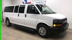 2018 Chevrolet Express LS 3500