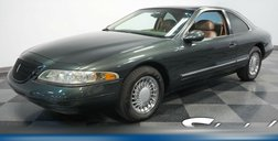 1998 Lincoln Mark VIII Base