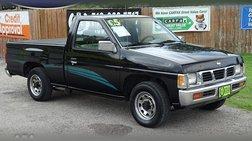 1995 Nissan Truck Base