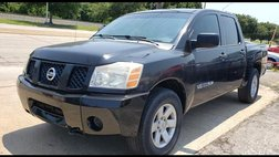 2008 Nissan Titan XE Crew Cab 2WD SWB