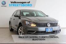 2016 Volkswagen Passat 1.8T S