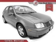 2003 Volkswagen Jetta GL