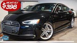 2018 Audi A5 Sportback 2.0T quattro Premium Plus