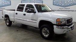 2005 GMC Sierra 2500HD SLE