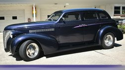 1939 Chevrolet Custom Hot Rod Chopped Olds Powered