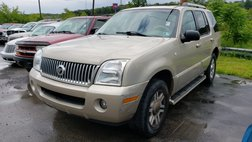 2005 Mercury Mountaineer 4.6L V8