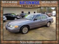 2006 Ford Crown Victoria Base