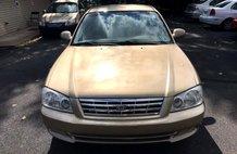 2002 Kia Optima LX V6