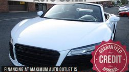 2014 Audi R8 4.2 quattro Spyder
