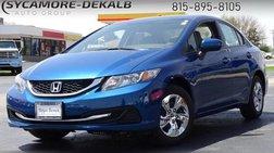 2015 Honda Civic LX