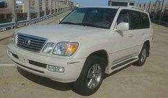 2007 Lexus LX 470 Base