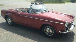 1965 Fiat 1965 FIAT 1500 SPIDER CONVERTIBLE