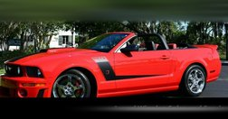 2008 Ford Mustang 2 Door Roush Stage 3, 427-R Convertible