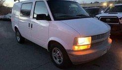 2004 Chevrolet Astro Cargo Van Base
