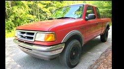 1997 Ford Ranger XL SuperCab 4WD