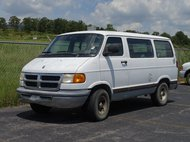 2000 Dodge Ram Wagon 1500