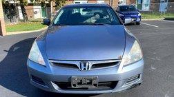 2007 Honda Accord EX