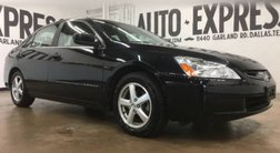 2005 Honda Accord EX w/Leather