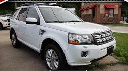 2013 Land Rover LR2 HSE