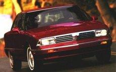 1996 Oldsmobile Ninety-Eight Regency Elite