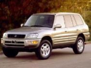 1999 Toyota RAV4 4WD