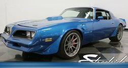 1978 Pontiac Firebird Trans Am Restomod