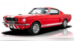 1965 Ford Mustang GT350 Tribute