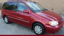 2005 Kia Sedona LX 4dr Mini Van
