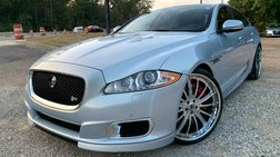 2014 Jaguar XJR Base