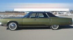 1974 Chrysler Imperial LEBARON FOUR DOOR HARDTOP