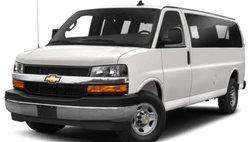 2020 Chevrolet Express LT 3500