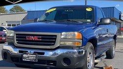 2004 GMC Sierra 1500 Base